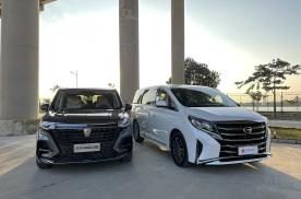 李立山双车对比,20万级别国产MPV之王会是谁?