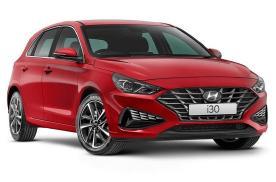 外形独具特色,全系标配汽油机,澳版新款现代i30官图发布