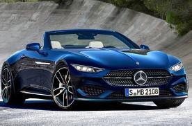 AMG参与研发/替代奔驰S级轿跑 全新奔驰SL级假想图曝光