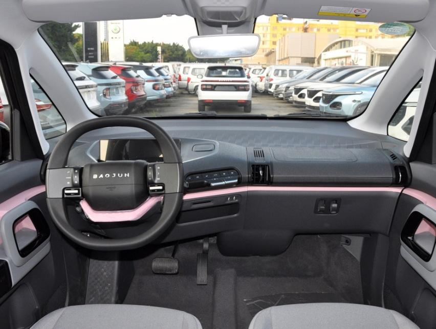 放弃宝马MINI,新宝骏科幻车定位高端,可语音控车自动驾驶