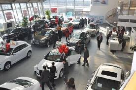 转头向上 5月汽车销量回升明显