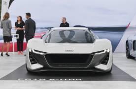 奥迪确认新R8将被电动化 将成为电动超级跑车