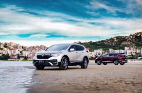 CR-V登顶合资SUV销冠后 再获年度最佳SUV大奖