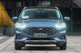 销量三连跌,月均销不足2950台,福特锐际为何卖不动?