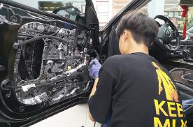台州慧声标致408原车音响改装升级