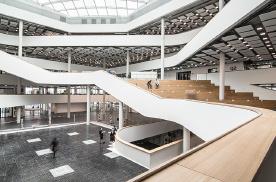 宝马集团FIZ Nord研发中心正式投入运营