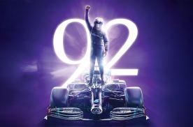 F1重回阿尔加维赛道,汉密尔顿勇夺92冠,新的传奇就此诞生