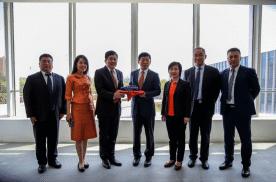 泰国驻华大使阿塔育·习萨目一行访问长城汽车