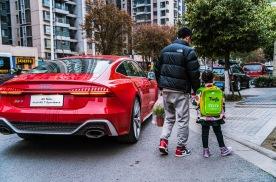 奥迪RS7 Sportback——奶爸的双面人生