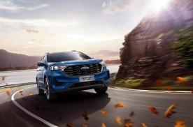 豪华科技+强大性能,欧美中大型SUV销量扛把子怎能不看?