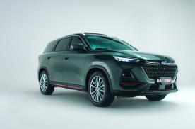 12-15万级别SUV最新车型,长安欧尚X7 PLUS外观+内饰