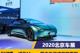 2020北京车展:威马Maven概念车正式亮相