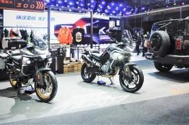 神车本田CB400X 春风800MT 上海车展摩托车新车汇总