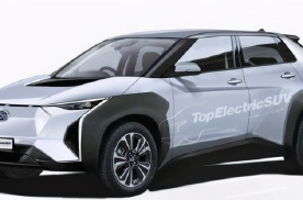 斯巴鲁Evoltis渲染图曝光,或于2021年亮相东京车展