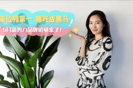 【GO车小姐姐】蔚来位第一 哪吒成黑马 5月新势力品牌销量来了!