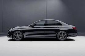 奔驰价格下调?2020款E260运动版上市,配置调整
