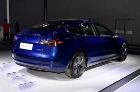 国产特斯拉Model 3补贴后售33.105万元