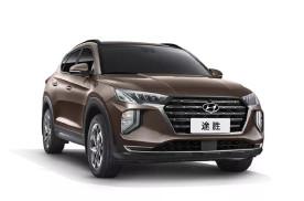 北京现代全新途胜购车推荐,配置越级首推智享版