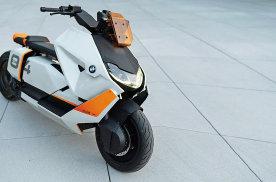都市电驹 BMW Motorrad Definition