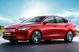 全新比亚迪纯电动轿车信息曝光,3.4秒可破百,有望明年上市