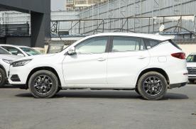 打工族买车越经济越好,这三款SUV均配自动变速箱,油耗低还耐用