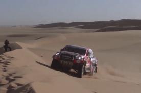 2020达喀尔拉力赛第8赛段集锦:汽车组和卡车组独占的一天