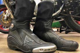 Dainese Axial D1赛车靴外媒评测