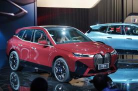 实拍BMW iX:可能是最便宜、但也最有野心的宝马旗舰