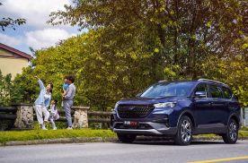 定位家用型SUV 长安欧尚科赛Pro上市 售价8.59万元起