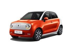 城市中的小精灵 3款10万以内纯电动微型车推荐