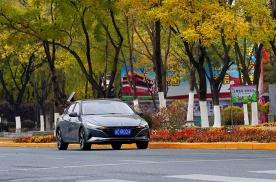一箱油能跑1千公里?试驾北京现代第七代伊兰特