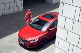新车快讯 新款吉利博瑞14.68万起售,燃油/插混可选