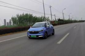 开上江铃新能源易至EV3 探访建设中的北京城市副中心