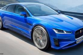 2020年亮相,与奔驰EQS展开竞争,全新捷豹XJ信息曝光