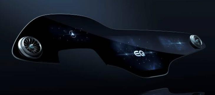 CES2021:奔驰全新MBUX智能车机亮相