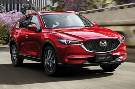 不同性格的家用SUV 丰田威兰达与马自达CX-5 如何选择?