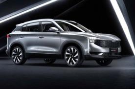 观致汽车发布全新SUV观致7,采用MILE II设计理念