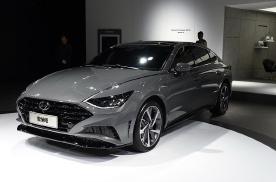 韩系车的里程碑产品 北京现代第十代索纳塔将于7月22日上市