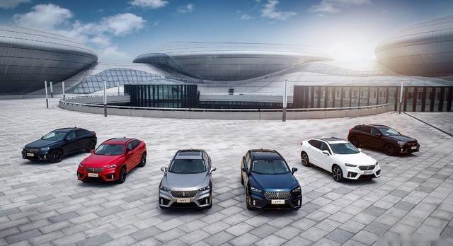 "GT+黑武士+奔驰御用改装,这款国产SUV到底藏了多少""货""?"