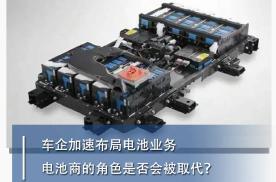车企加速布局电池业务 电池商的角色是否会被取代?丨汽车预言家