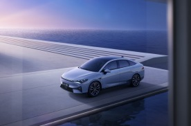 小鹏首款量产激光雷达智能汽车P5,正式亮相发布!