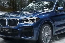 2021款新宝马X3,是不是值得期待的豪华中型SUV