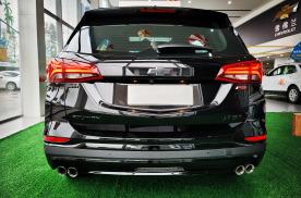 雪佛兰这次认真了!美式中型SUV降至12.99万,这是要跟国产抢饭碗