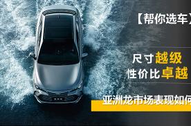 【帮你选车】尺寸越级 性价比卓越 亚洲龙市场表现如何?