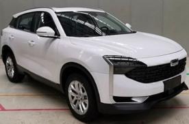 观致汽车全新A+级SUV上市在即,观致7高性能SUV