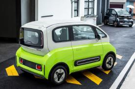 智能电动车只看欧拉好猫?这车也是精品,可自动驾驶,能远程控车