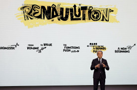 雷诺集团发布全新战略规划