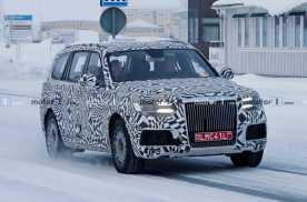 俄罗斯豪华品牌Aurus SUV车型曝光