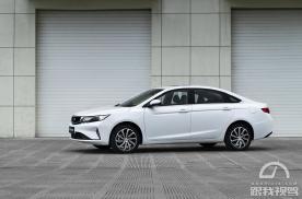 从破风到领航,帝豪300万终是成了中国品牌轿车唯一火种
