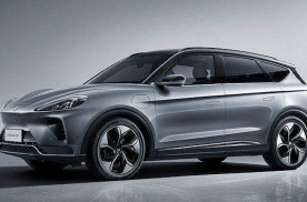 北汽新能源ARCFOX α-T北京车展开卖